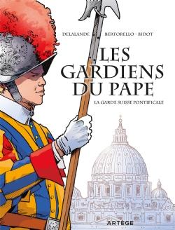 BD – Les gardiens du Pape