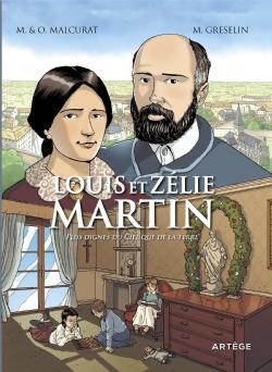 BD- Louis et Zélie Martin