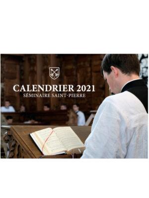 Calendrier 2021 – Séminaire Saint-Pierre